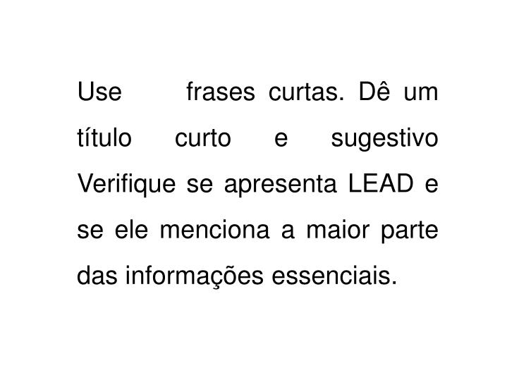 Use     frases