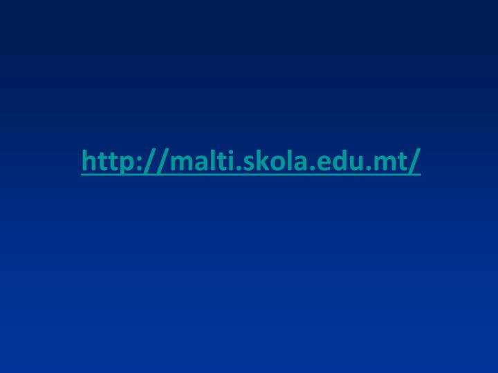 http://malti.skola.edu.mt/