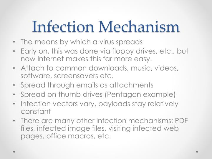 Infection Mechanism