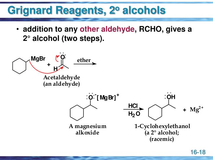Grignard Reagents, 2