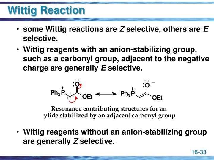 Wittig Reaction