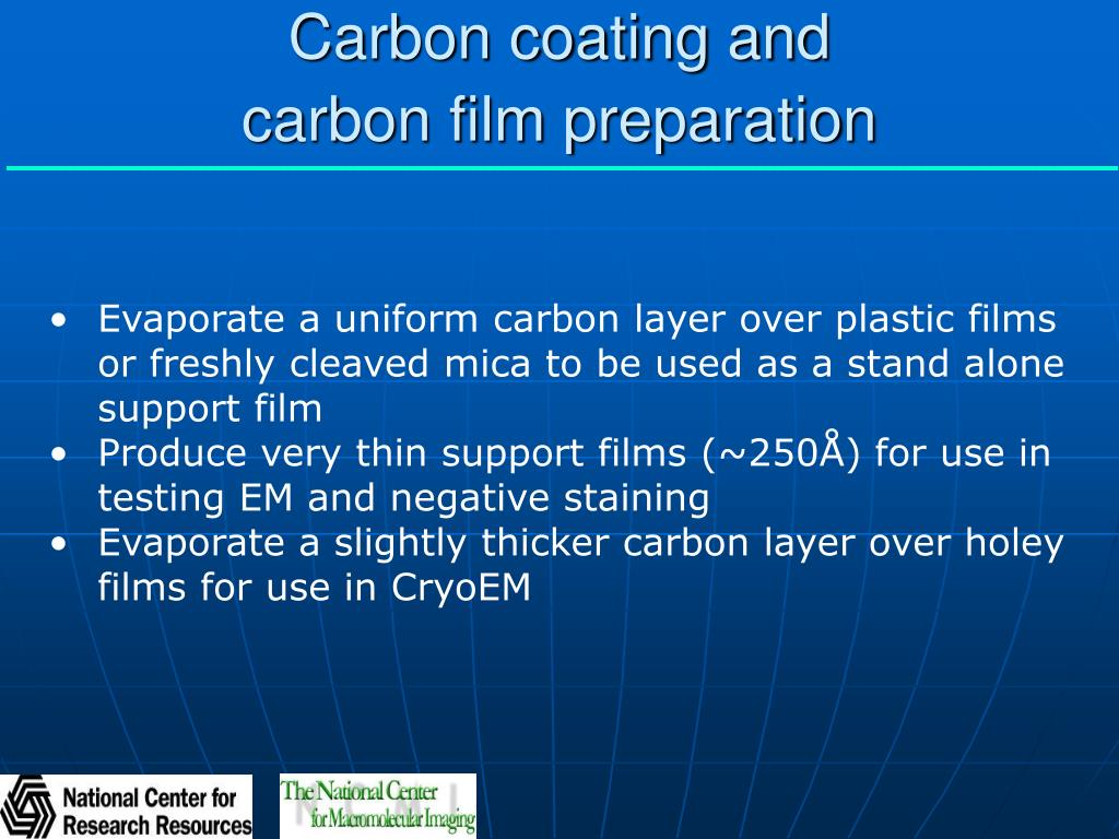 Carbon coating and