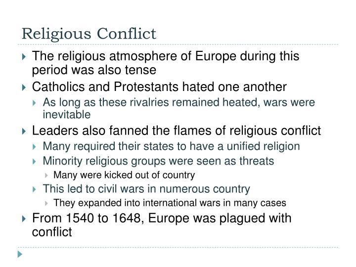 Religious Conflict