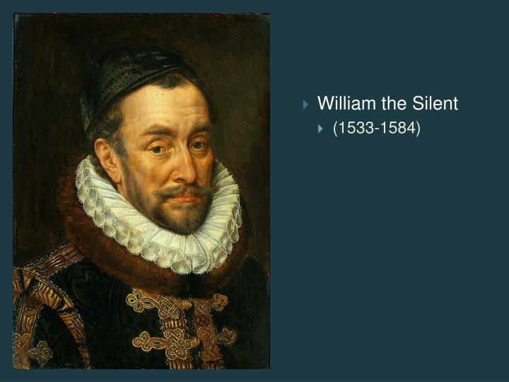 William the Silent