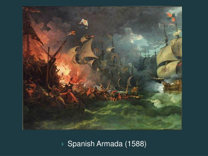 Spanish Armada (1588)