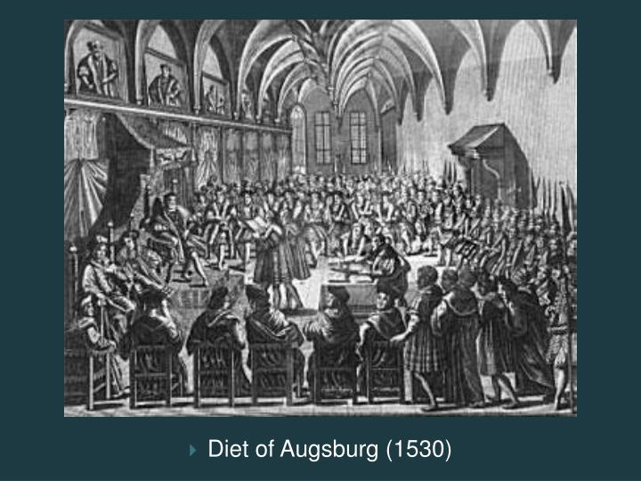Diet of Augsburg (1530)