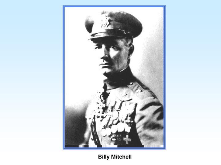 Billy Mitchell