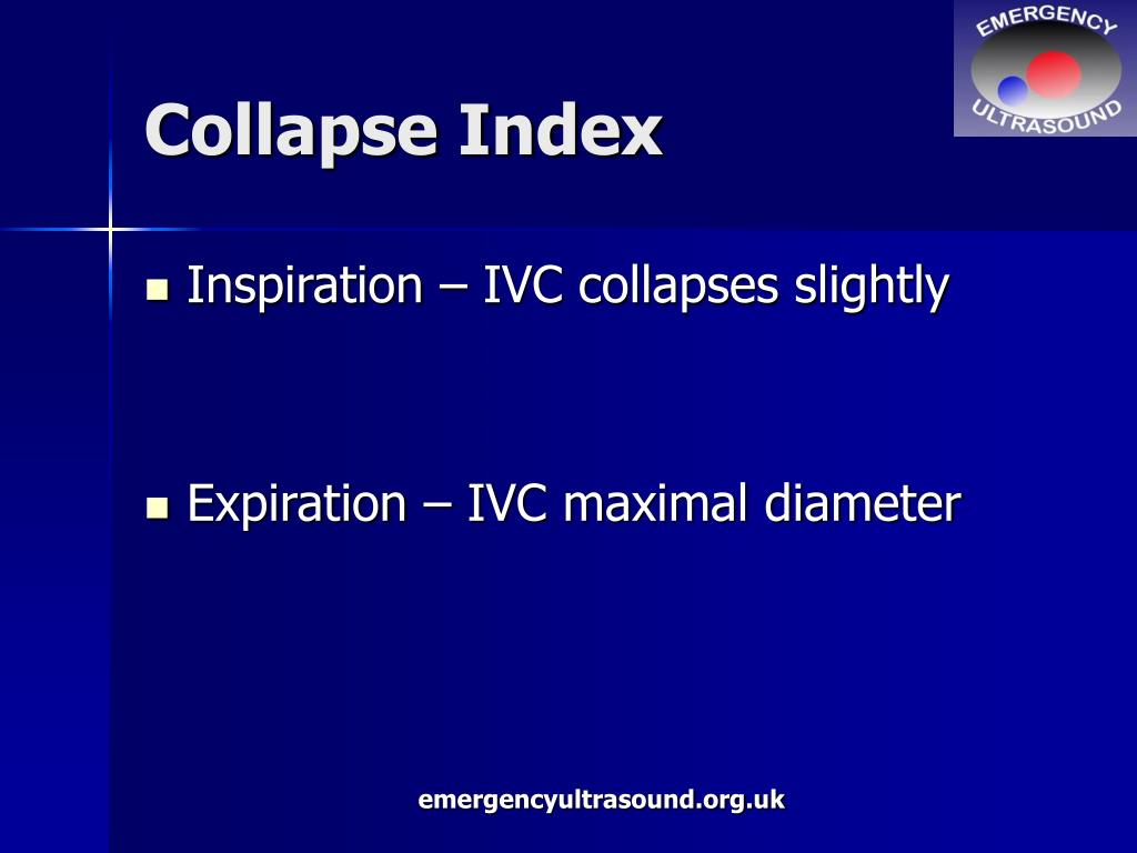 Collapse Index