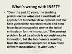 what s wrong with inset