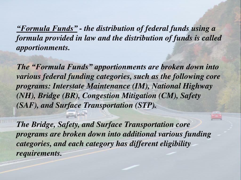 """Formula Funds"""