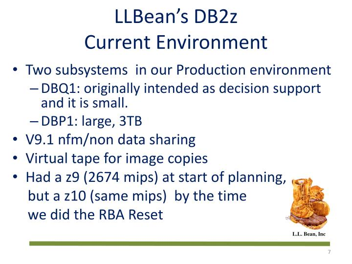 LLBean's