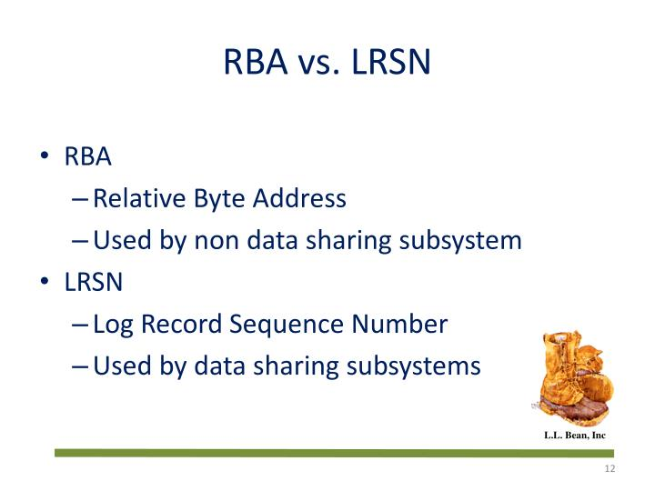 RBA vs. LRSN