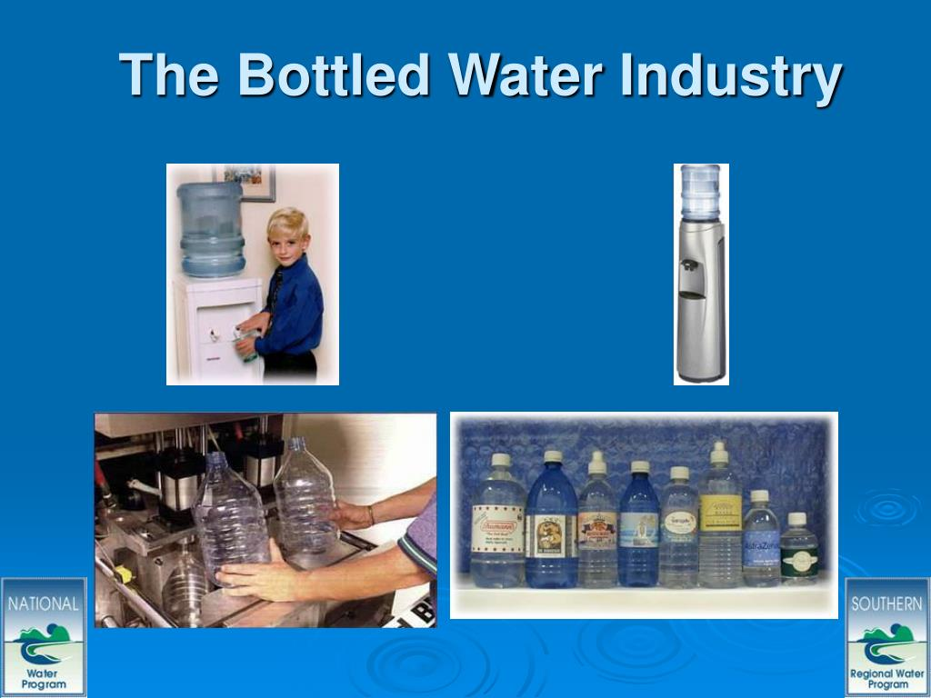 The Bottled Water Industry
