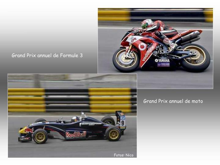 Grand Prix annuel de Formule 3