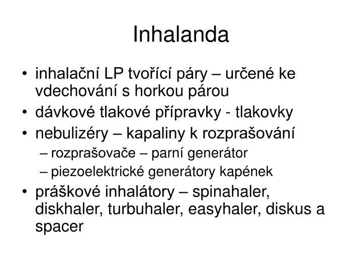 Inhalanda