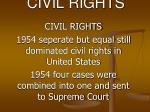 civil rights9