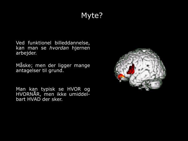 Myte?
