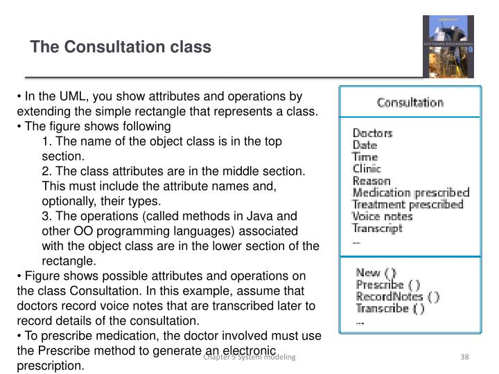 The Consultation class