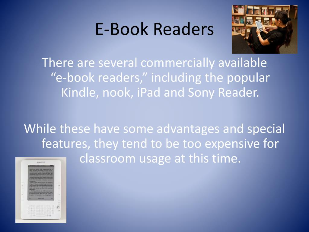 E-Book Readers