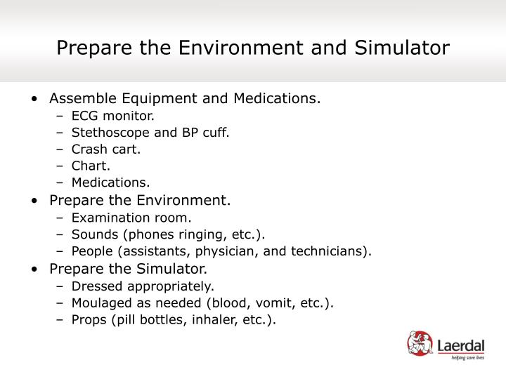 Prepare the Environment and Simulator