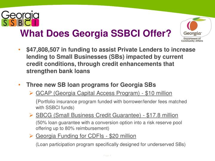PPT - Georgia Department of Community Affairs _______________________________ PowerPoint ...