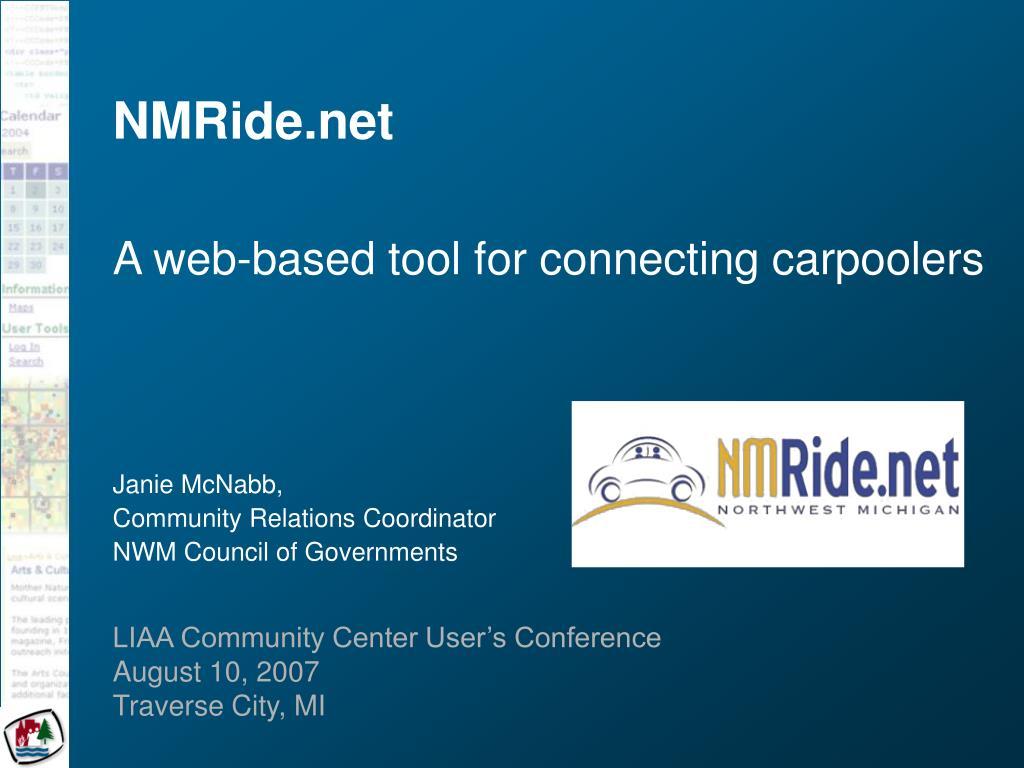 NMRide.net
