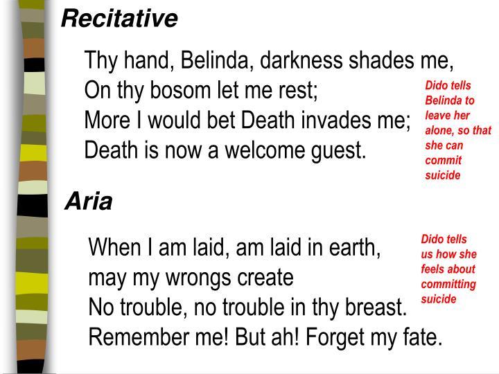 Recitative