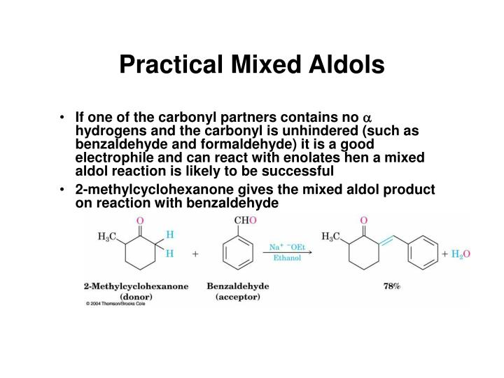 Practical Mixed Aldols