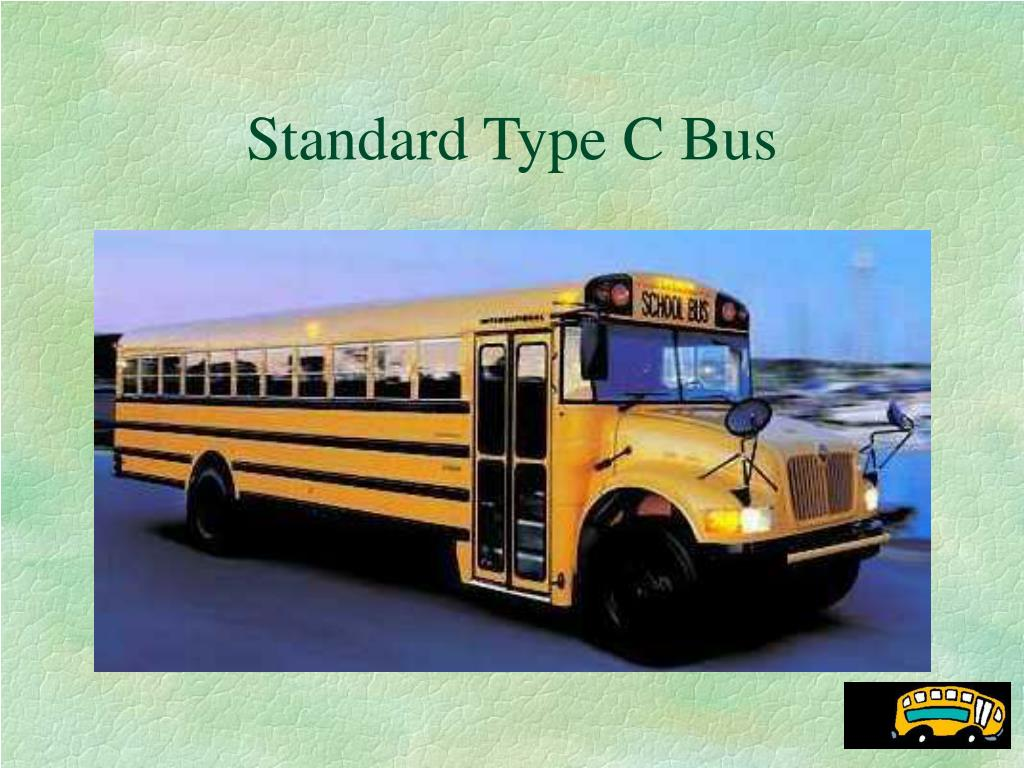 Standard Type C Bus