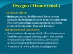 oxygen ozone cont2