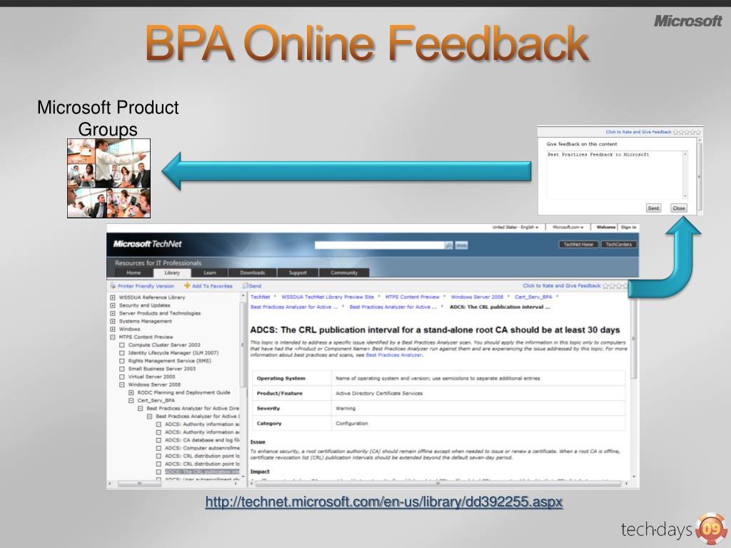 BPA Online