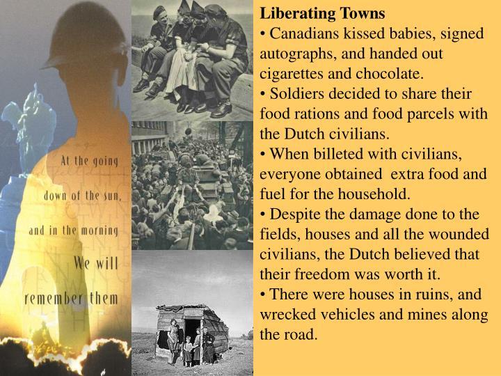 Liberating Towns