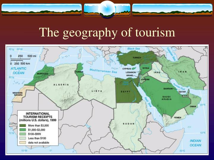 The geography of tourism