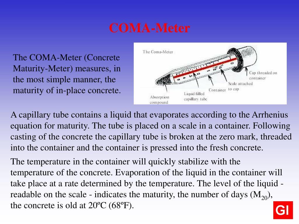 COMA-Meter