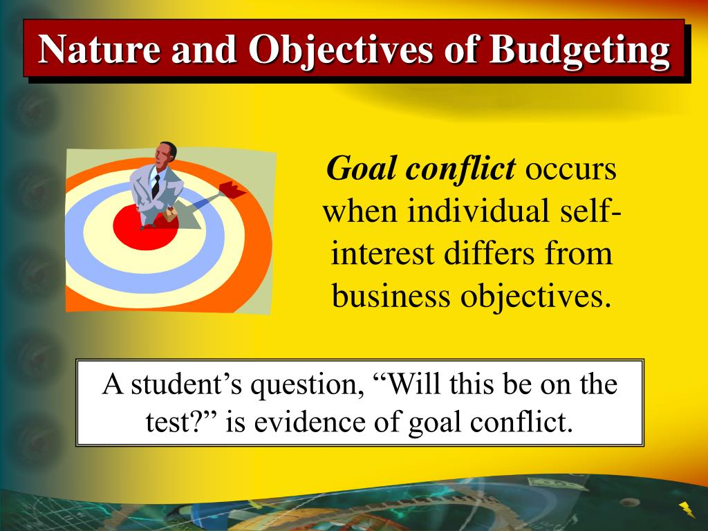 Nature and Objectives of Budgeting