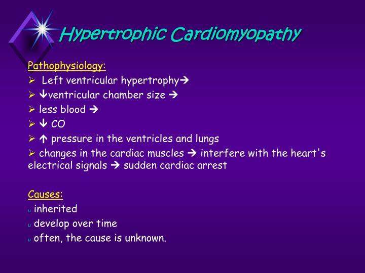 Hypertrophic