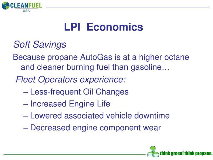 LPI  Economics