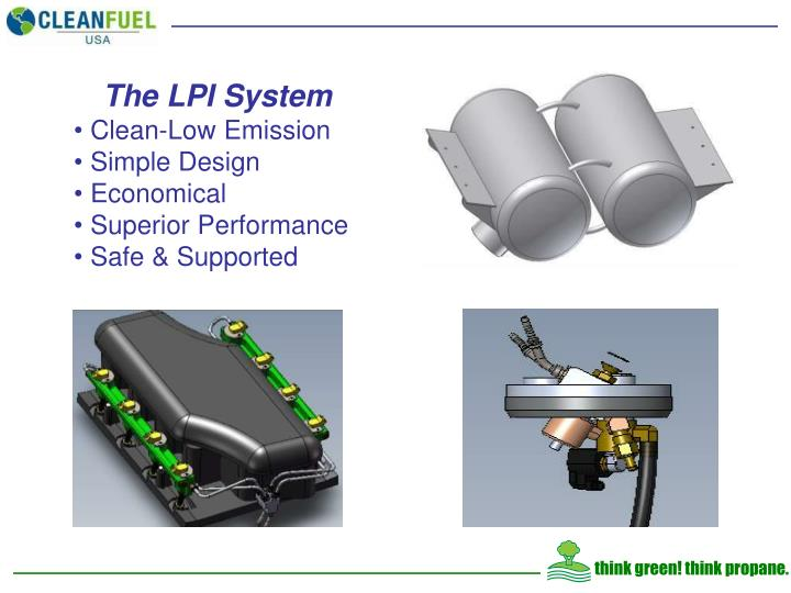 The LPI System