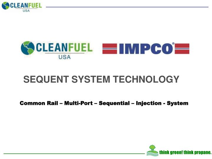 SEQUENT SYSTEM TECHNOLOGY