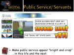 public service servants1