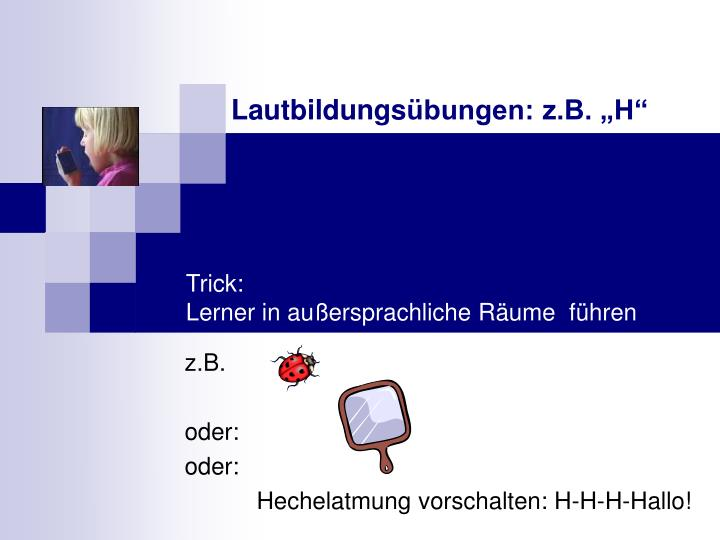 Trick: