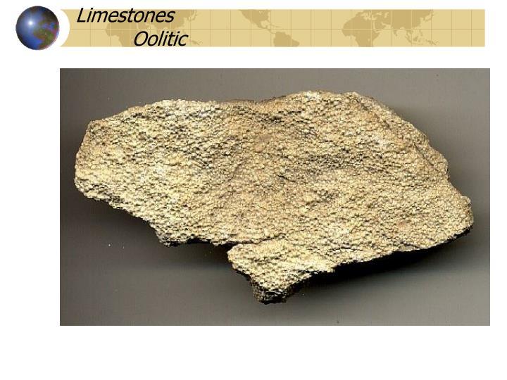 LimestonesOolitic