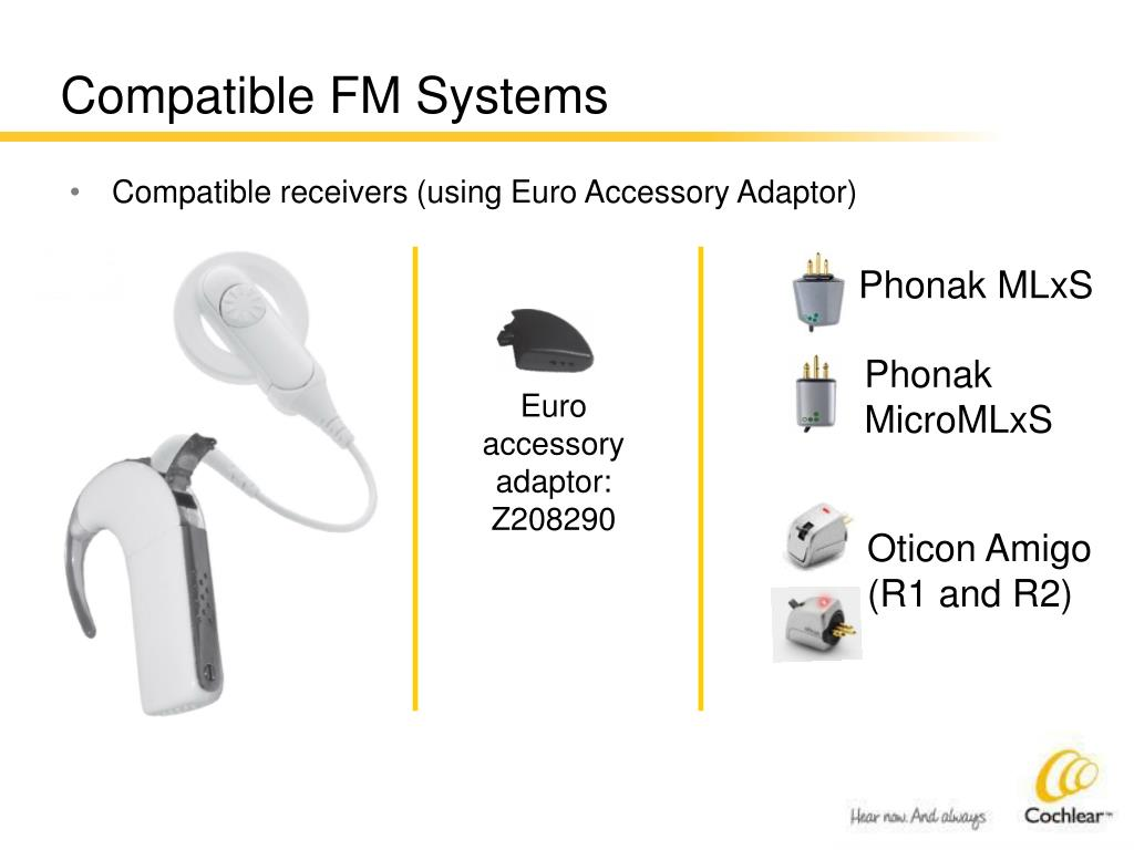 Compatible FM Systems