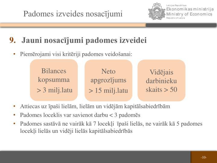 Padomes