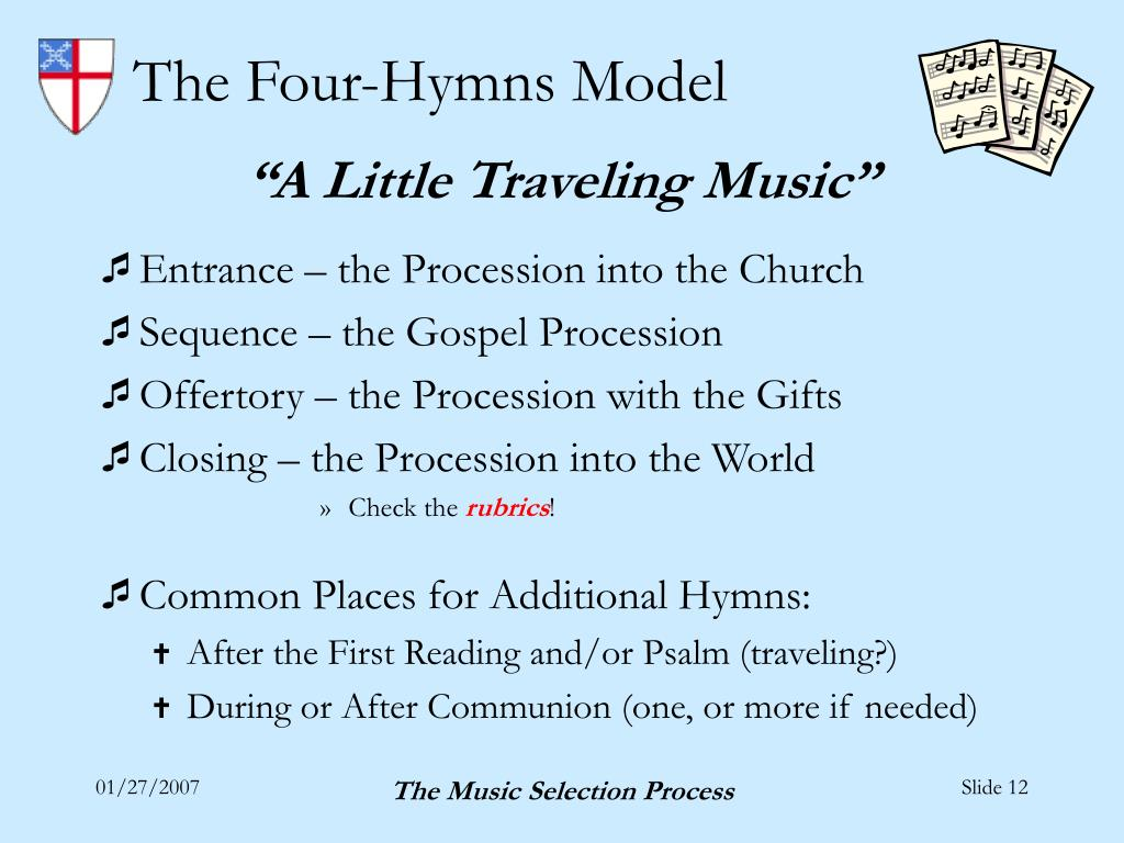 The Four-Hymns Model