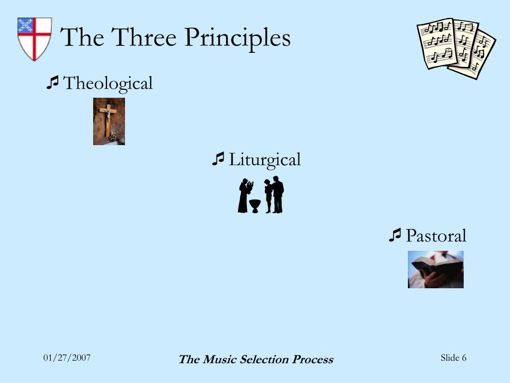 The Three Principles