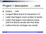 project 1 description cont1