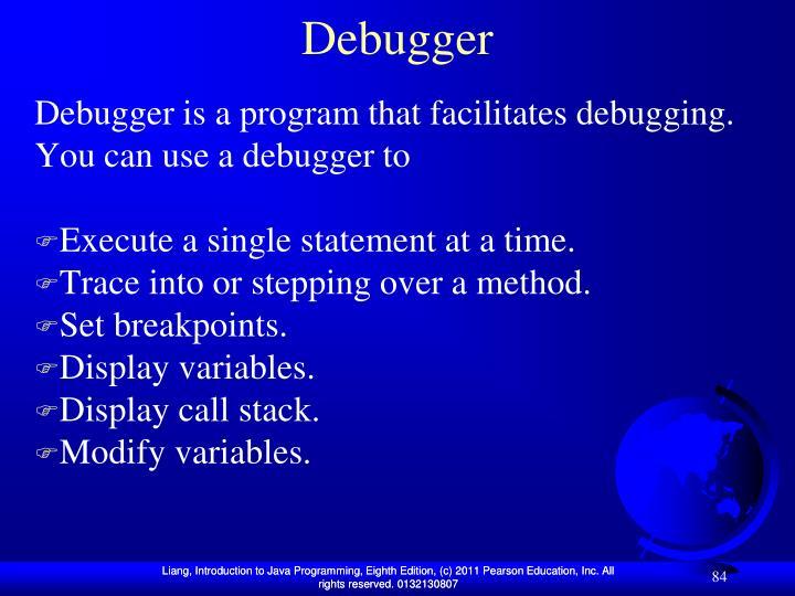 Debugger