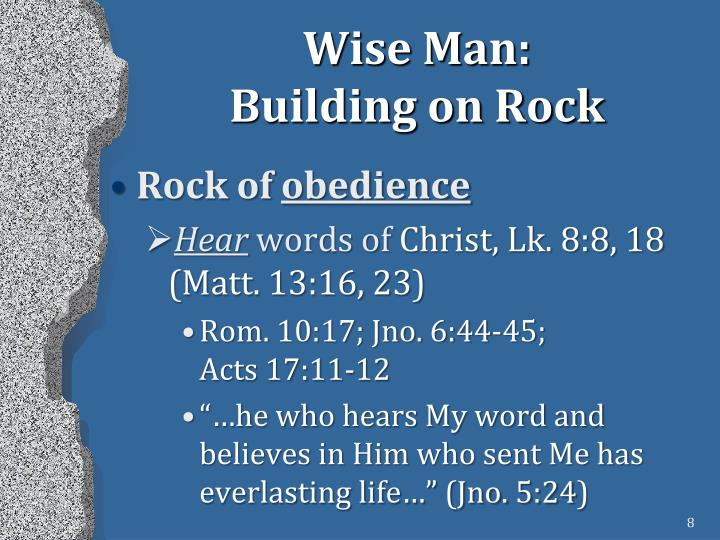 Wise Man: