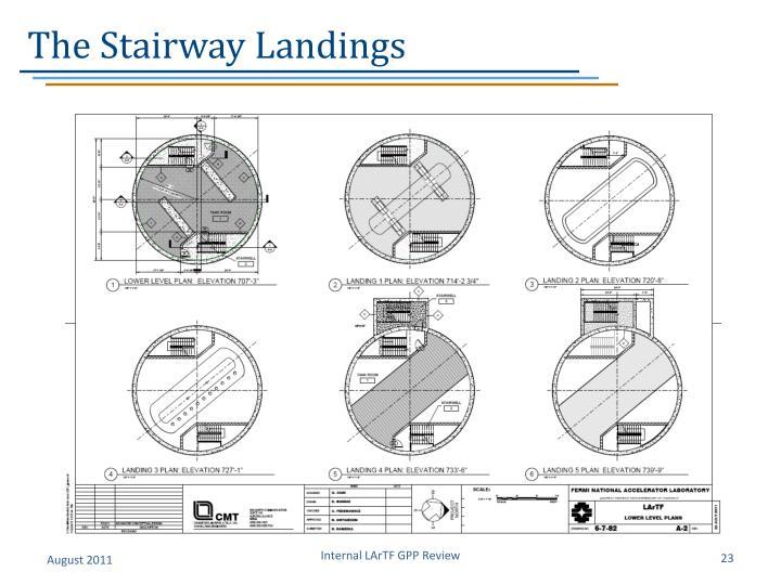 The Stairway Landings